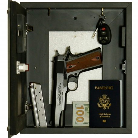 8 x 10 wall safe