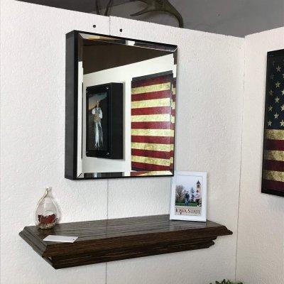14″ x 17″ Concealment Mirror
