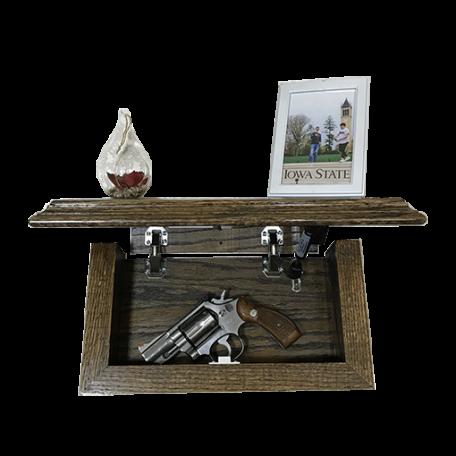 12nch shelf open no background