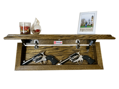 24 inch Hidden Concealment Shelf
