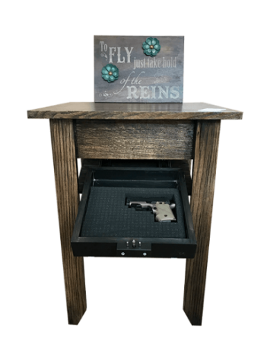 Hidden Concealment Night Stand
